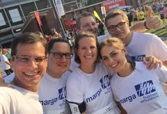 MARGA Business Simulations beim BusinessRun Cologne